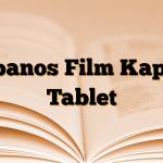 İbanos Film Kaplı Tablet