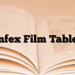İnfex Film Tablet