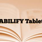 ABILIFY Tablet