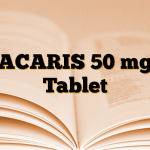 ACARIS 50 mg Tablet