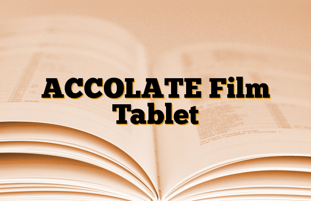 ACCOLATE Film Tablet