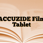 ACCUZIDE Film Tablet