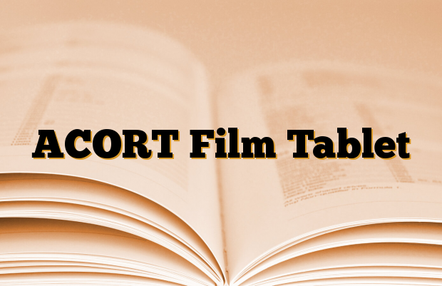 ACORT Film Tablet
