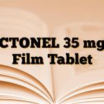 ACTONEL 35 mg 4 Film Tablet