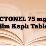 ACTONEL 75 mg 6 Film Kaplı Tablet