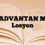 ADVANTAN M Losyon