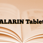 ALARIN Tablet