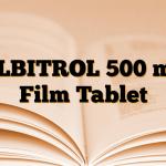 ALBITROL 500 mg Film Tablet