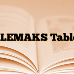 ALEMAKS Tablet