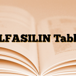 ALFASILIN Tablet