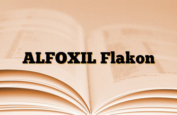 ALFOXIL Flakon