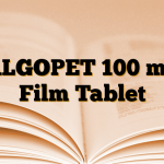 ALGOPET 100 mg Film Tablet