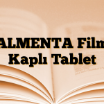 ALMENTA Film Kaplı Tablet