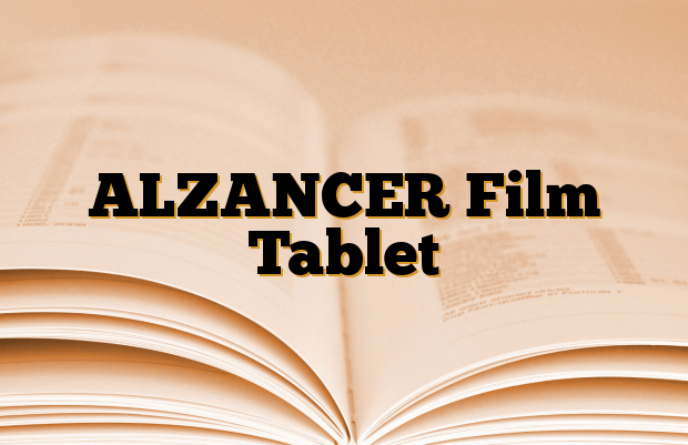 ALZANCER Film Tablet