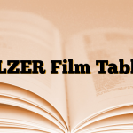 ALZER Film Tablet