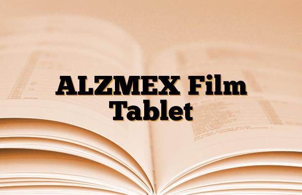 ALZMEX Film Tablet