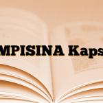AMPISINA Kapsül