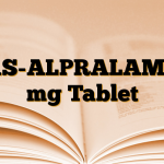 AS-ALPRALAM 1 mg Tablet