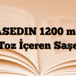 ASEDIN 1200 mg Toz İçeren Saşe