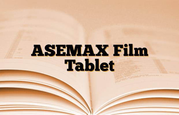 ASEMAX Film Tablet