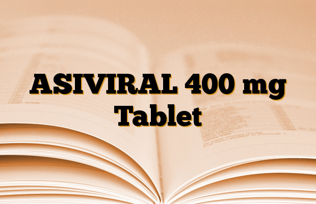 ASIVIRAL 400 mg Tablet
