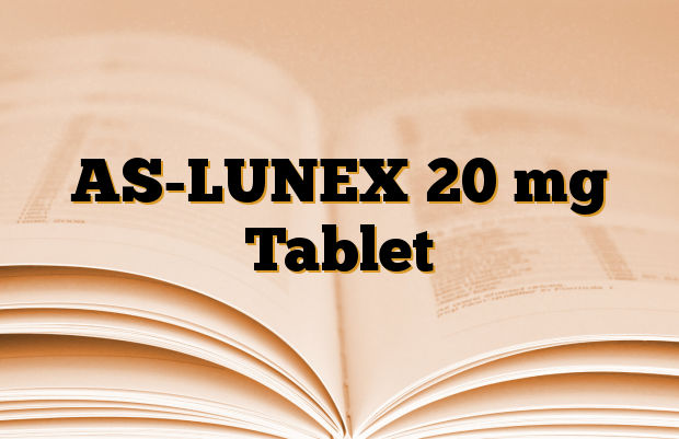 AS-LUNEX 20 mg Tablet