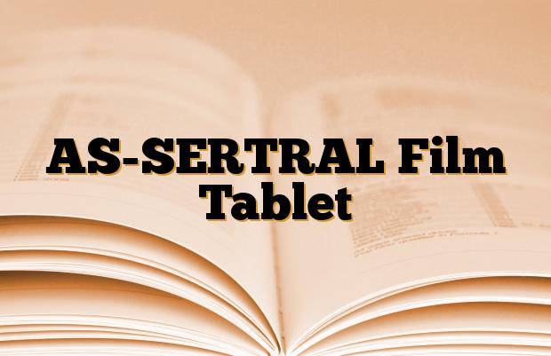 AS-SERTRAL Film Tablet