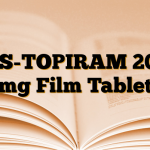 AS-TOPIRAM 200 mg Film Tablet