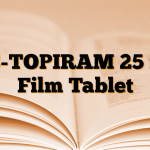 AS-TOPIRAM 25 mg Film Tablet