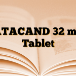 ATACAND 32 mg Tablet
