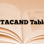 ATACAND Tablet