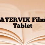 ATERVIX Film Tablet