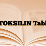ATOKSILIN Tablet