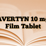 AVERTYN 10 mg Film Tablet
