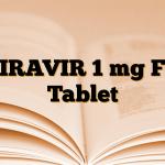 AVIRAVIR 1 mg Film Tablet