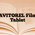 AVITOREL Film Tablet