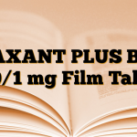 BAXANT PLUS B12 150/1 mg Film Tablet