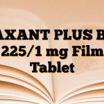 BAXANT PLUS B12 225/1 mg Film Tablet