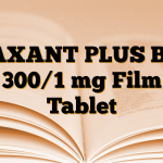 BAXANT PLUS B12 300/1 mg Film Tablet
