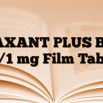 BAXANT PLUS B12 75/1 mg Film Tablet
