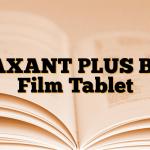 BAXANT PLUS B12 Film Tablet