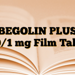 BEGOLIN PLUS 150/1 mg Film Tablet