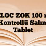BELOC ZOK 100 mg Kontrollü Salım Tablet