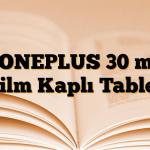 BONEPLUS 30 mg Film Kaplı Tablet