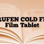 BRUFEN COLD FLU Film Tablet
