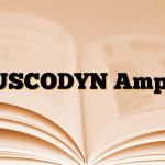 BUSCODYN Ampul