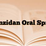Benzidan Oral Sprey