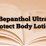 Bepanthol Ultra Protect Body Lotion