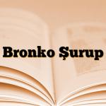 Bronko Şurup