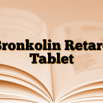 Bronkolin Retard Tablet